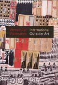 Vernacular Visionaries: International Outsider Art, book cover