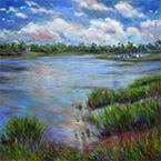 Artwork by Sally L. Sutton available from Tyndall Galleries in Chapel Hill, NC