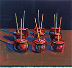 Artwork by Wayne Thiebaud available at David Klein Gallery in Detroit, MI