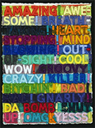 Mel Bochner available at Quint Gallery in San Diego, CA