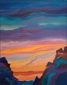 Artwork by Judy Choate available from James Ratliff Gallery in Sedona, AZ