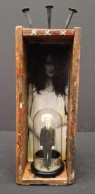 Artwork by Lori Vrba at Catherine Couturier Gallery in Houston