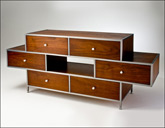 Dresser by Damian Velasquez available from Wantoot Modern American Arts & Crafts, Mineral Point, WS