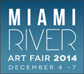 Miami River Art Fair logo