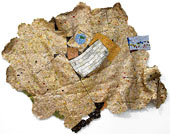 Artwork by El Anatsui available from Jack Shainman Gallery in New York