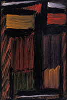 Alexei Jawlensky retrospective exhibition at Neue Galerie in New York, February 16 - May 29, 2017