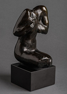 Scuplture by Auguste Rodin available from Leslie Sacks Gallery in Santa Monica, CA, 101718
