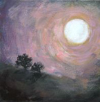 Artwork by Silvia Trujillo, Super Moon, available from Zatista.com