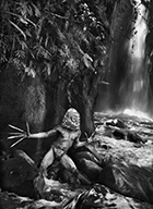 Photographs by Sebastiao Salgado on exhibition at Robert Klein Gallery in Boston, November 3 - 29, 2017
