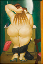 Artwork by Fernando Botero available at Maman Fine Art Gallery in Miami, FL