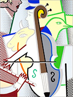 Artwork by Roy Lichtenstein available from Gregg Shienbaum Fine Art in Miami, FL