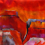 Artwork by Ellen de Jongh available from Lanning Gallery in Sedona, AZ, 101518