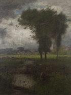 Artwork by George Inness available from Thomas Colville Fine Art in New Haven, CT, 052918