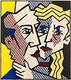 Artwork by Roy Lichtenstein available from Leslie Sacks Gallery in Santa Monica, CA, 060118