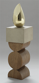 Sculpture by Constantin Brancusi on exhibition at MoMA in New York, through June 15, 2019, 092118