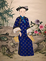 Empresses of China's Forbidden City on exhibition at Peabody Essex Museum in Salem, MA, Aug 18 - February 10, 2019, 100918
