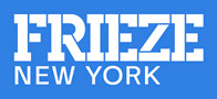 Frieze New York logo for 2019