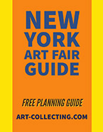 New York Art Fair Guide for March 2019, 022519