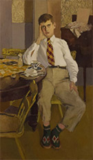 Artwork by Fairfield Porter available from Betty Cuningham Gallery in New York, April 20 - May 24, 2019, 042619