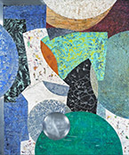 Artwork by Francie Hester at Susan Eley Fine Art in New York, April 18 - May 30, 2019. 041719
