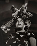 Photograph by Graciela Iturbide at Rose Gallery in Santa Monica, February 23 - May 18, 2019, 050419