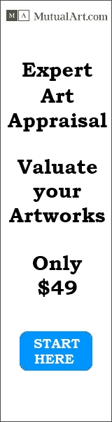 Mutual Art Appraisal Advertisement