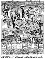 Tinkertopia Art Supplies now open in Tacoma