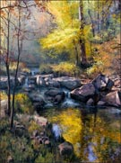 Artwork by Michael Godfrey available from Highlands Art Gallery in Lambertville, New Jersey