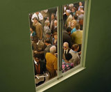 Artwork by Alex Prager on exhibition at Lehmann Maupin in New York