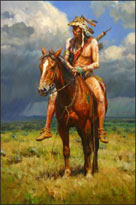Artwork by Martin Grelle available from the Coeur d´Alene Galleries in Coeur d'Alene, ID